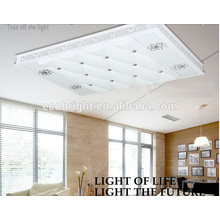 The best Comfortable Lighting The noble fashion living room light fixture square led ceiling light